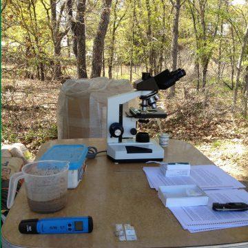 Soil Testing Lab